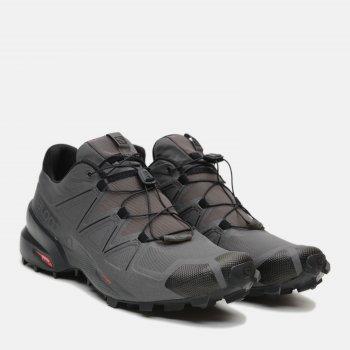 Кроссовки Salomon Speedcross 5 L41042900 Серые
