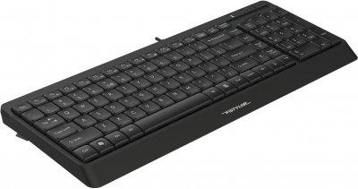 Клавіатура дротова A4Tech FK15 USB Black (4711421957861)