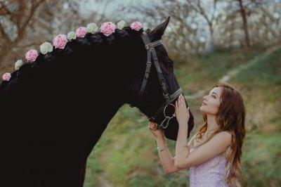 Подарунковий сертифікат на індивідуальну фотосесію з конем