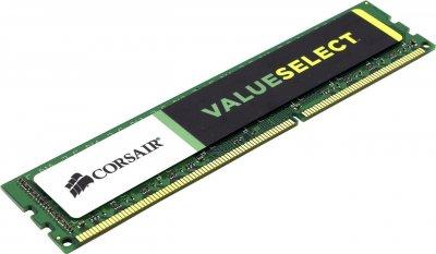 Оперативна пам'ять Corsair ValueSelect 8Gb DDR3 1600 Mhz