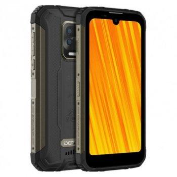 """Мобільний телефон Doogee S59 Pro black 4/128gb IP68 5.71"""" NFC 10050mAh (1759 zp)"""
