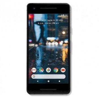 """Мобільний телефон Google Pixel 2 4/64Gb black 5"""" IP67 NFC 2700mAh (706 zp)"""