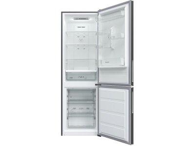 Холодильник з морозильною камерою Candy CVBNM6182XP/SN