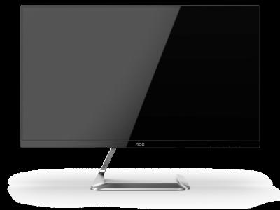 Монітор AOC 27 Q27T1 WQHD IPS 75Hz HDMI, DP Fsync Silver