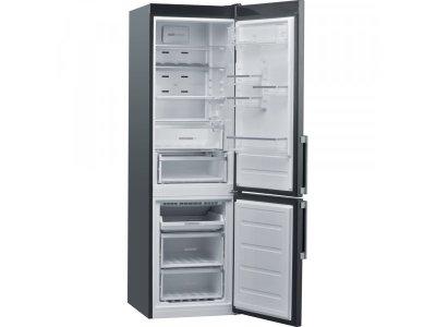 Холодильник з морозильною камерою Whirlpool W9 931D IX H