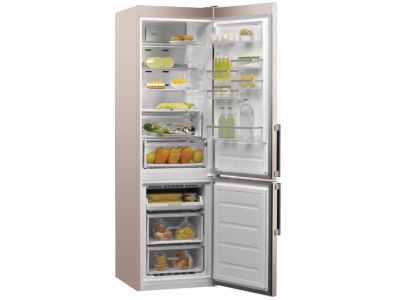 Холодильник з морозильною камерою Whirlpool W9 931D B H