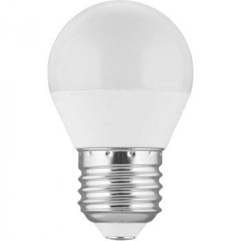 """Лампа світлодіодна G45 4W E27 380LM 4000K 220-240V кулька ( гарантія 1 рік ) """"LEMANSO"""" LM793"""