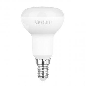 Світлодіодна лампа Vestum R50 6W 4100K 220V E14 1-VS-1402