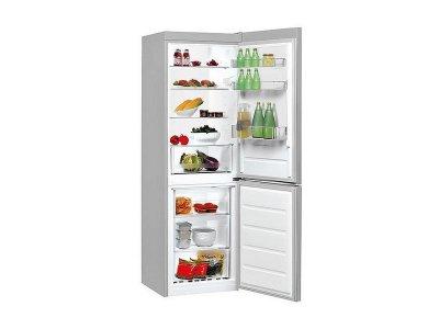 Холодильник з морозильною камерою Indesit LR7 S1 S