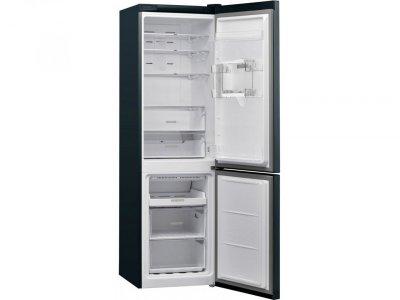 Холодильник з морозильною камерою Whirlpool W7 921O K AQUA