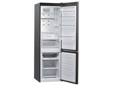 Холодильник з морозильною камерою Whirlpool W9 921D OX