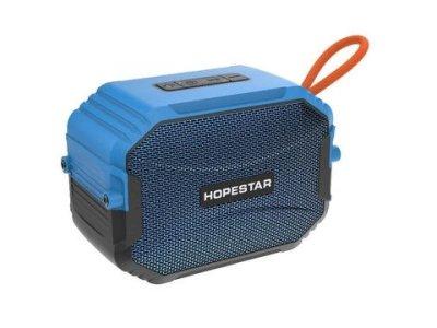 Портативна колонка Hopestar T8 синій