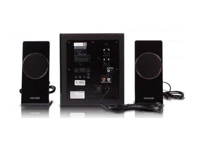 Акустична система Microlab M-660 Black/Silver