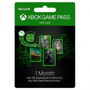 Підписка Xbox Game Pass на 1 місяць | Всі Країни