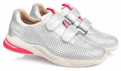 Кросівки TOPITOP 616 для дівчаток сріблясті