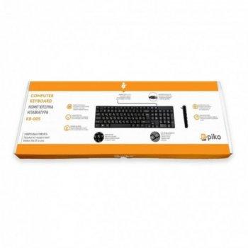 Дротова клавіатура Piko KB_005 (1283126472459) USB