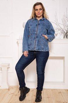 Джинсова куртка колір Синій розмір FG_03361