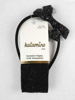 Колготки Katamino K62087 93-105 см Black (8680652445552)