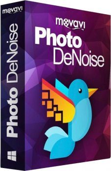 Movavi Photo DeNoise 1 Персональна для 1 ПК (електронна ліцензія) (MovPDNpers)