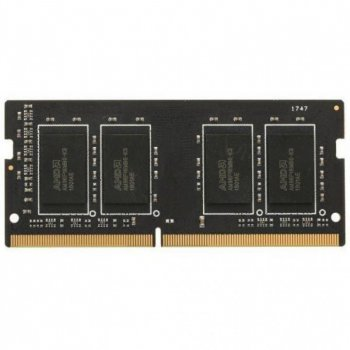 Память AMD SO-DIMM 4Gb DDR4 (R744G2400S1S-U)