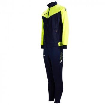 Спортивний костюм Zeus TUTA TRAINING ULYSSE Z00466 колір: темно-синій/жовтий