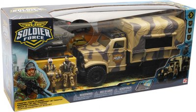 Игровой набор Chap Mei Солдаты Trooper Truck (545059) (4893808450599)