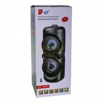 Акустична система Bluetooth TTech 8808 Black