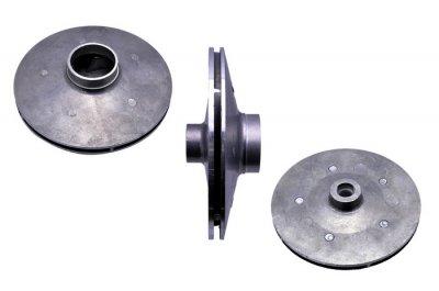 Крильчатка (робоче колесо) для насоса БЦН 1.1.1, d130, без отворів