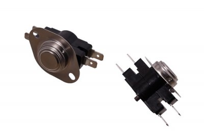 Термостат (термореле) для бойлера, Gorenje 482993, KSD301C китай 90°С 250V 16A