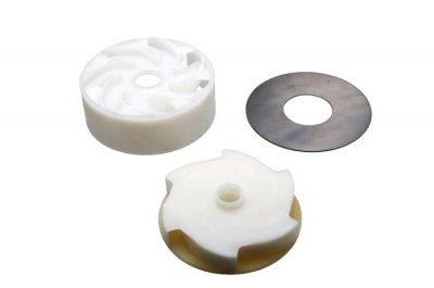 Крильчатка (робоче колесо) для насоса Водолій БЦПЕ 1.6 d=90,5 mm h=32mm