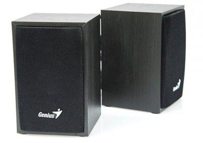 Акустична система (Колонки) Genius 2.0 SP-HF160 USB Чорний