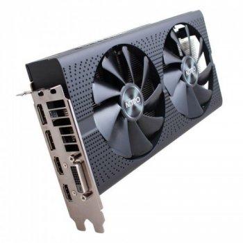 Видеокарта Sapphire Pci-Ex Radeon Rx 470 Nitro 4G 256Bit Gddr5 (1140/7000) (11256-10-20G Rx470)