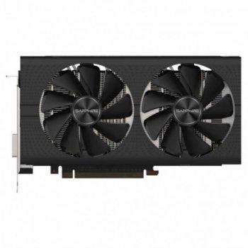 Відеокарта Sapphire Radeon Pci-Ex Rx 580 Pulse 8Gb Gddr5 256Bit (1366/8000) (DVI, 2 x HDMI, 2 x DisplayPort) (11265-05-20G)