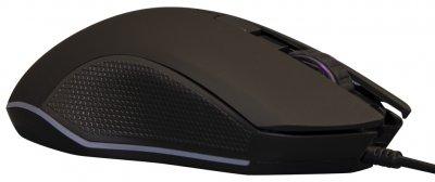 Мышь Frime Invader USB Black (FMC2010)