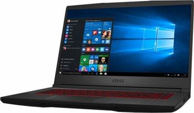 Ноутбук MSI GF65 THIN 10SER (GF6510SER-273US) Black