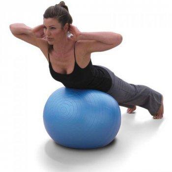 Фітбол м'яч для фітнесу Profit 65 см посилений 0276