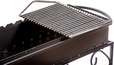 Решетка для гриля Metalzavod металлическая 40х30 см (RG)