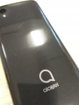 Мобильный телефон Alcatel 1 1/8GB Dual SIM Volcano Black (5033D-2HALUAA) (354058113176846) - Уценка