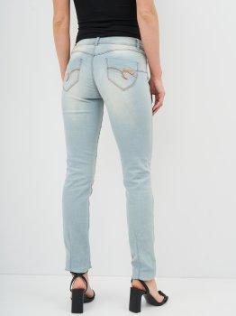 Джинсы Desigual 50D26A0/5007 Голубые джинс