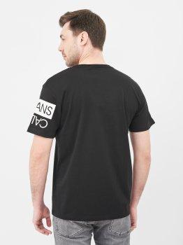 Футболка Calvin Klein Jeans Mirror Logo Seasonal Tee Ss J30J317086-BEH Black