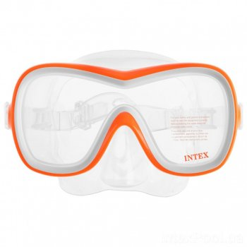 Набор для плавания маска + трубка Intex 55647
