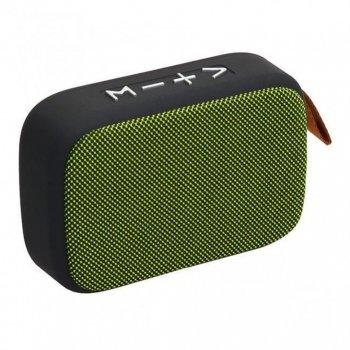 Акустична система портативна Bluetooth колонка Tablepro MG2-1 (Green)