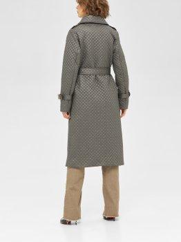 Пальто Mila Nova ПВ-236 Сіре