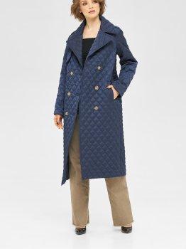 Пальто Mila Nova ПВ-245 Синє
