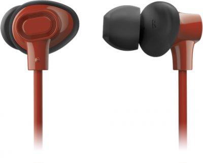 Навушники Panasonic RP-NJ310BGER Red