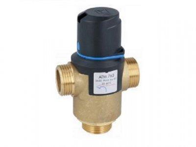 """3-ходовий термосмесітельний клапан Afriso ATM 763 G1"""" 35-60°С"""