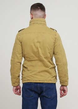 Куртка Mister Marcel smix01110022 Светло-коричневый 2000000501277