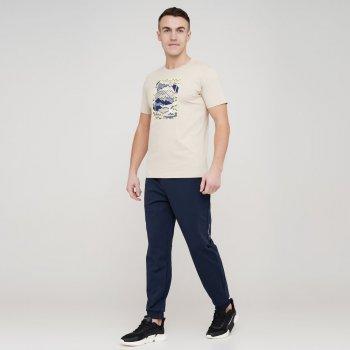Чоловічі спортивні штани Anta Knit Track Pants Темно-синій (ant852117320-1)