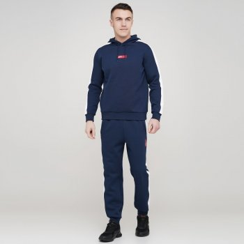 Чоловічі спортивні штани Anta Knit Track Pants Темно-синій (ant852117325-1)