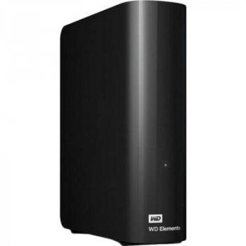 """Зовнішній жорсткий диск 3.5"""" 14TB WD (WDBWLG0140HBK-EESN)"""